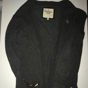 Abercrombie&Fitch Long sleeve cardigan sweater